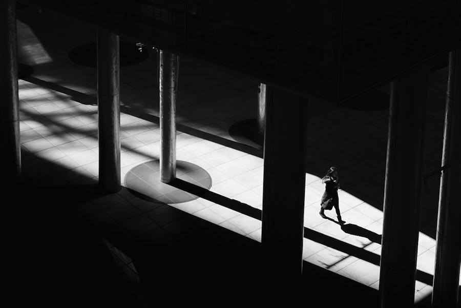 Πολυσύχναστα σημεία του Τόκιο σε μια στιγμή μοναξιάς