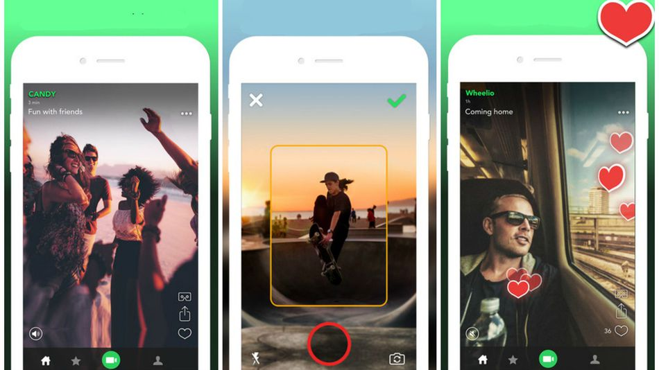 Η εφαρμογή Splash είναι σαν το Snapchat… αλλά σε 360°