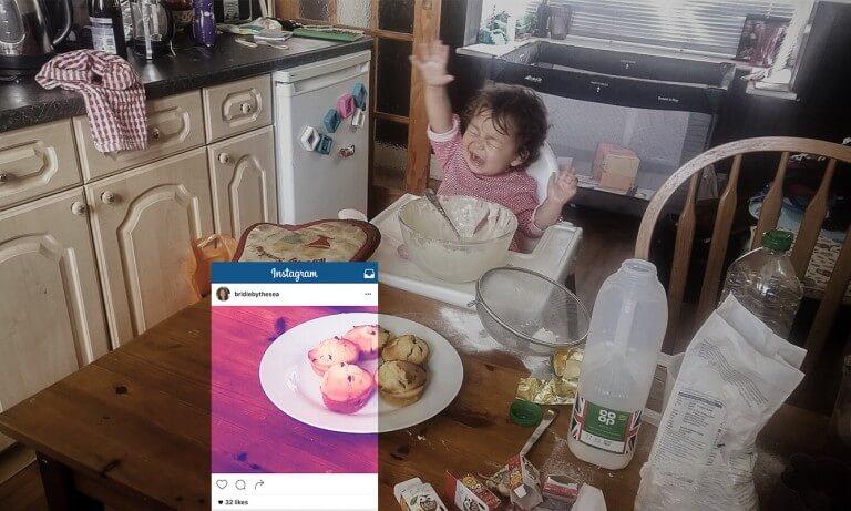 Instagram | Η απομυθοποίηση της τέλειας φωτογραφίας-Food Edition