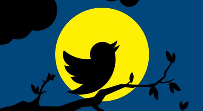 Το Twitter αλλάζει όταν πέφτει η νύχτα και μπαίνει σε Night Mode