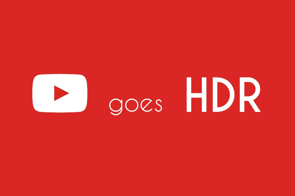 Το YouTube πλέον υποστηρίζει το HDR. Φωτεινότητα, χρώμα, αντίθεση!