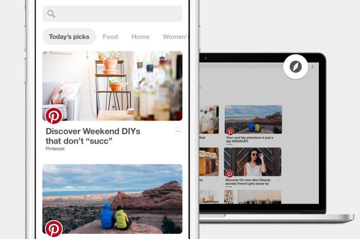 """Το Pinterest επενδύει στα βίντεο και στη νέα κατηγορία """"Explore"""""""