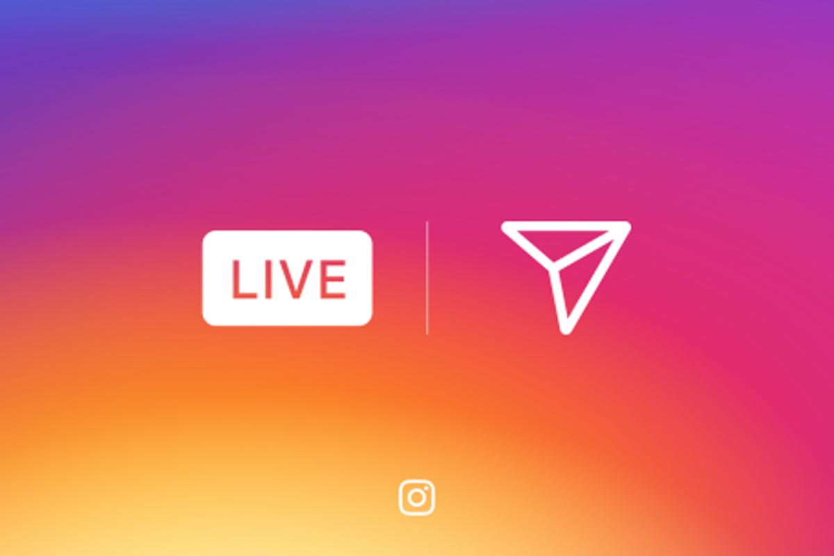 Instachat θα μπορούσε να λέγεται η τελευταία ενημέρωση του Instagram