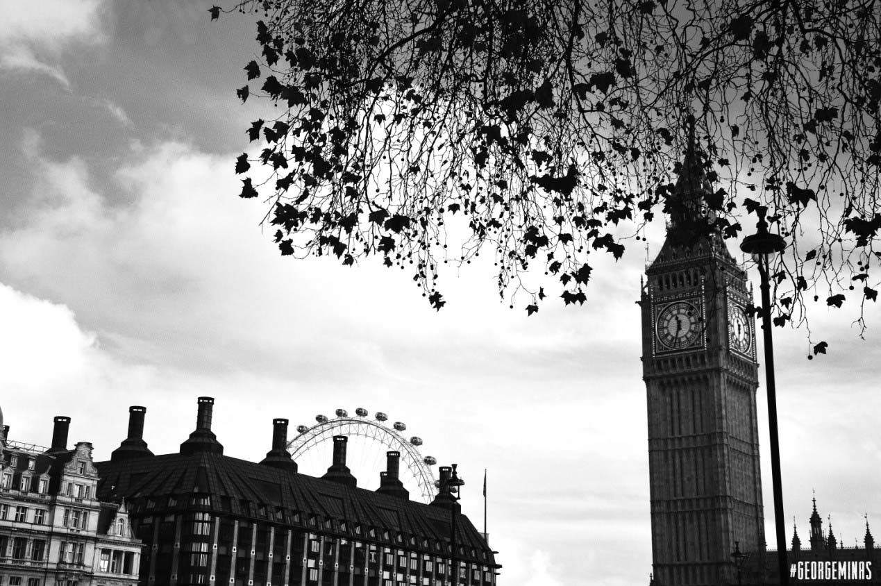 A trip to London | Δε χρειάζονται λόγια, μιλούν οι φωτογραφίες!
