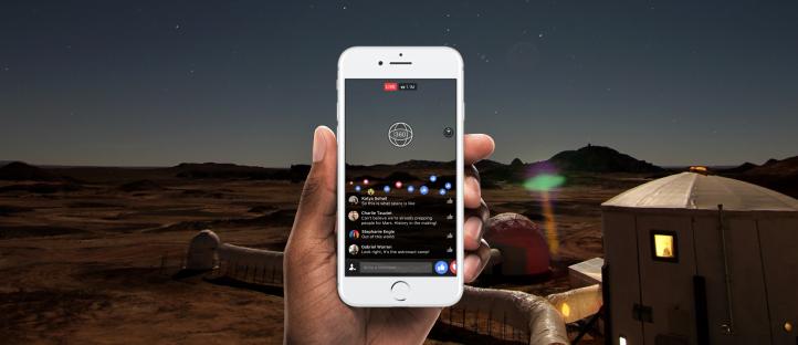 Live 360: Οι δυνατότητες Live & 360 μαζί σε μια νέα εμπειρία του Facebook