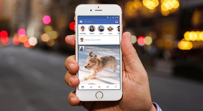 Τι είχε μείνει να δούμε; Τα Facebook Stories πάνω στο News Feed μας!
