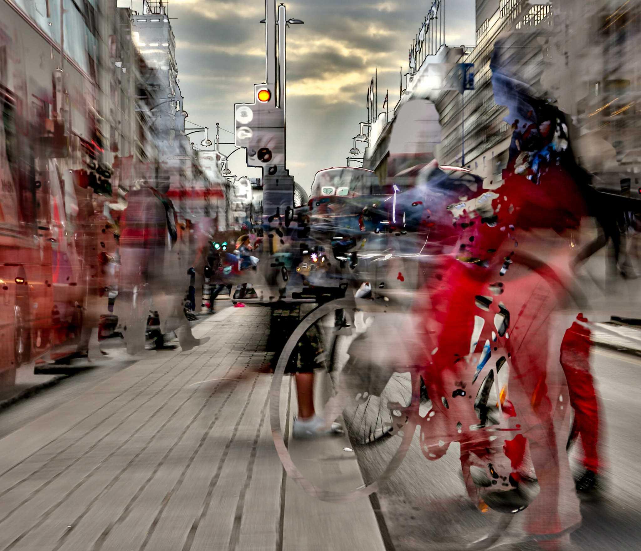 Το Λονδίνο πιο διαφορετικό από ποτέ μέσα από τη ματιά του Michael Lee