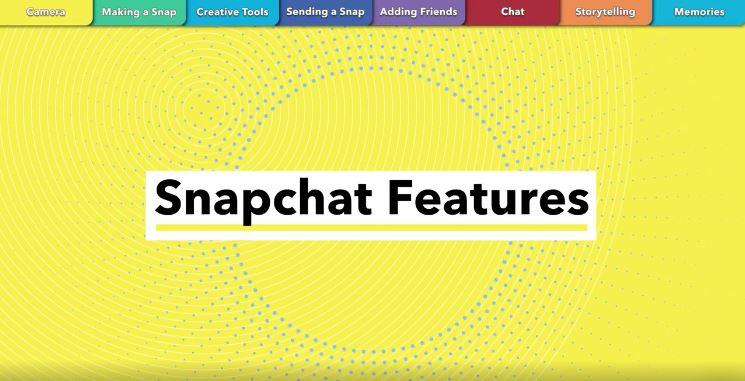 Όλος ο κόσμος του Snapchat σε ένα απαραίτητο βίντεο – οδηγό