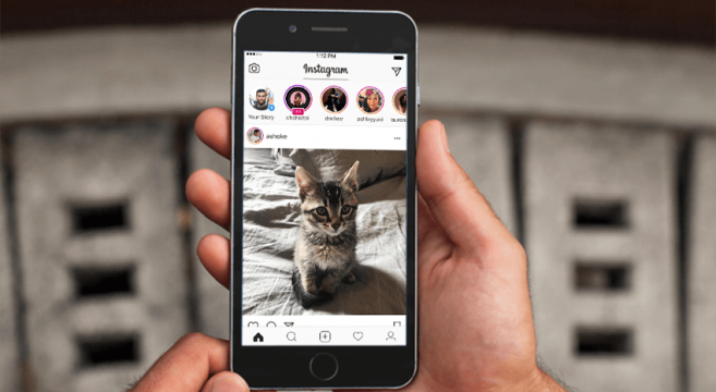 Instagram Stories: Τώρα διαθέσιμα από όλα τα σημεία του κάθε προφίλ