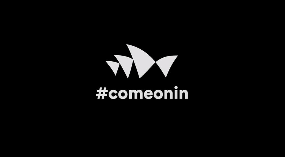 #comeonin: Μια ξενάγηση στο εσωτερικό του Sydney Opera House