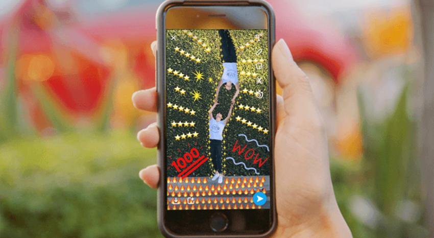 Το Snapchat συνεχίζει: Διαχειριστής διαφημίσεων & δημιουργικά εργαλεία
