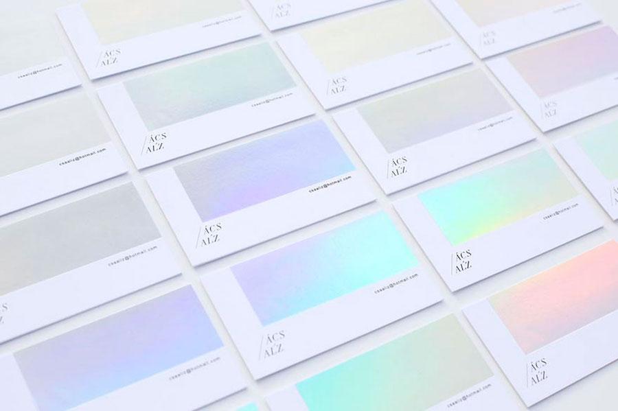 Η δημιουργικότητα συναντά την επαγγελματική προβολή σε μία business card