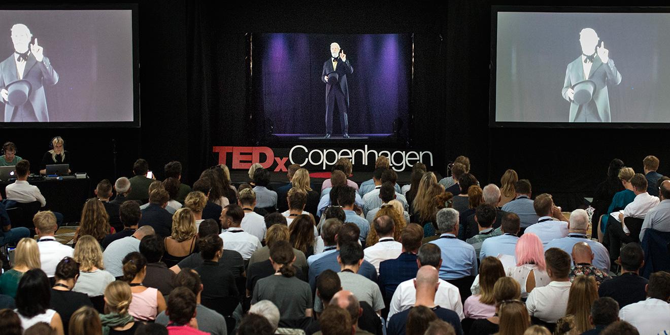 J.C. Jacobsen: Πιθανώς η πιο αναπάντεχη ομιλία του TEDxCopenhagen