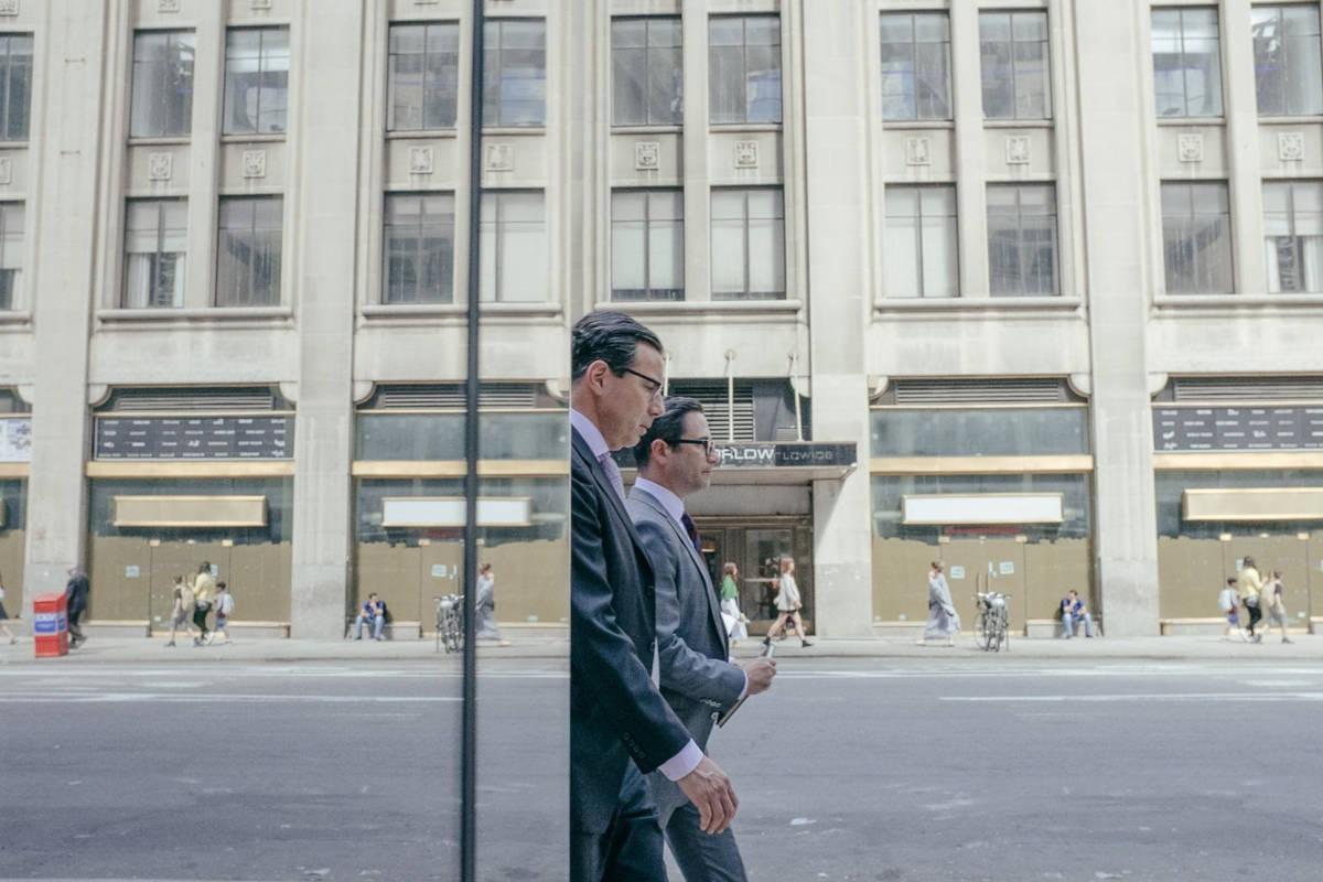 Johnathan Higbee: Φωτογραφικές συμπτώσεις στη Νέα Υόρκη