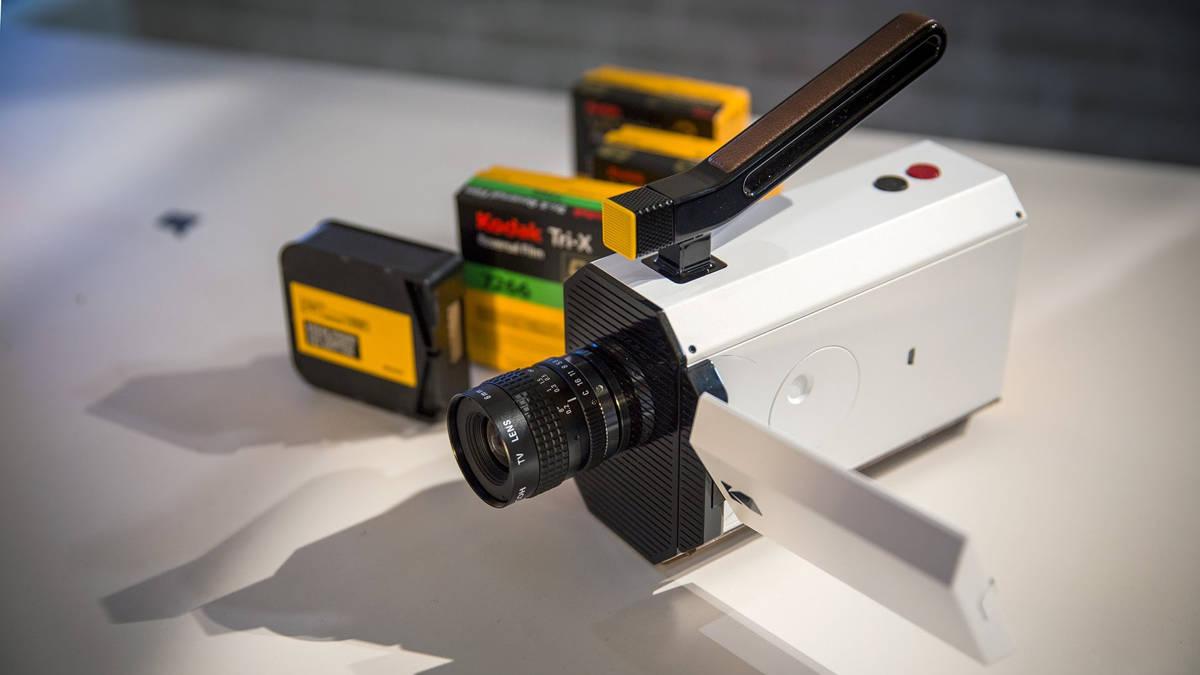 Η Super-8 κάμερα της Kodak συνδυάζει αναλογική & ψηφιακή εποχή