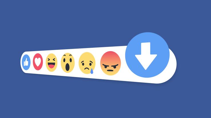 Το κουμπί καταψήφισης Downvote δοκιμάζει το Facebook