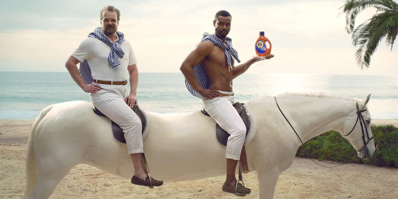 Μήπως όλες οι διαφημίσεις είναι διαφημίσεις Tide; | Super Bowl