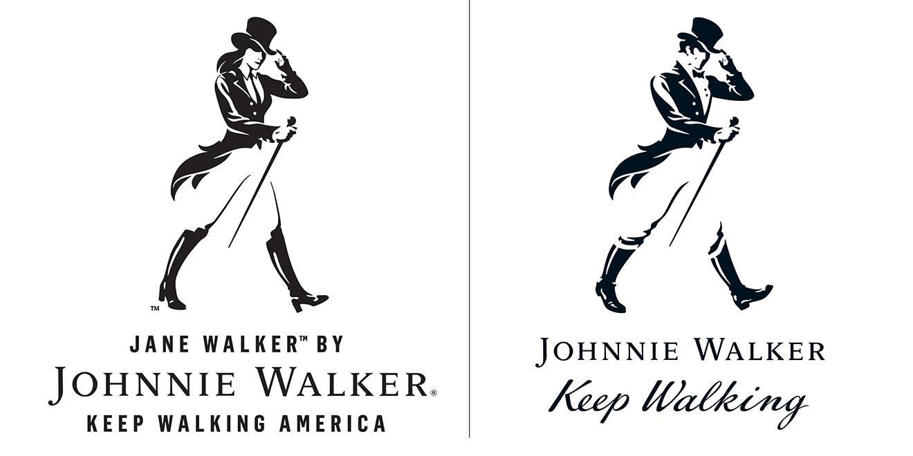 Ο Johnnie Walker απέκτησε γυναικεία παρέα | Γνωρίστε την Jane Walker